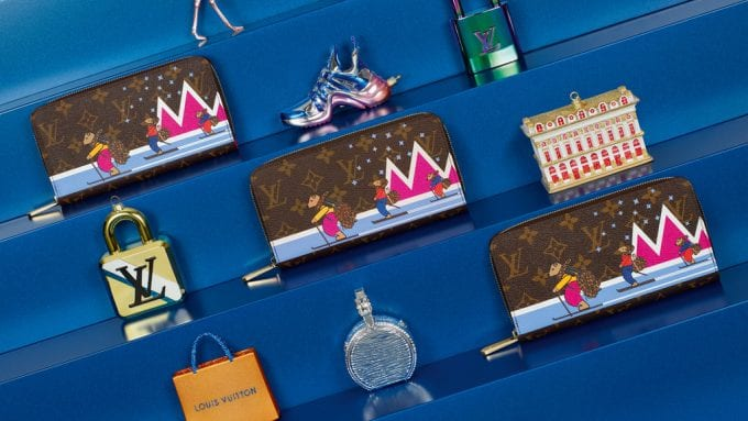 Louis Vuitton welcomes travellers to its Enchanted World of Gifts
