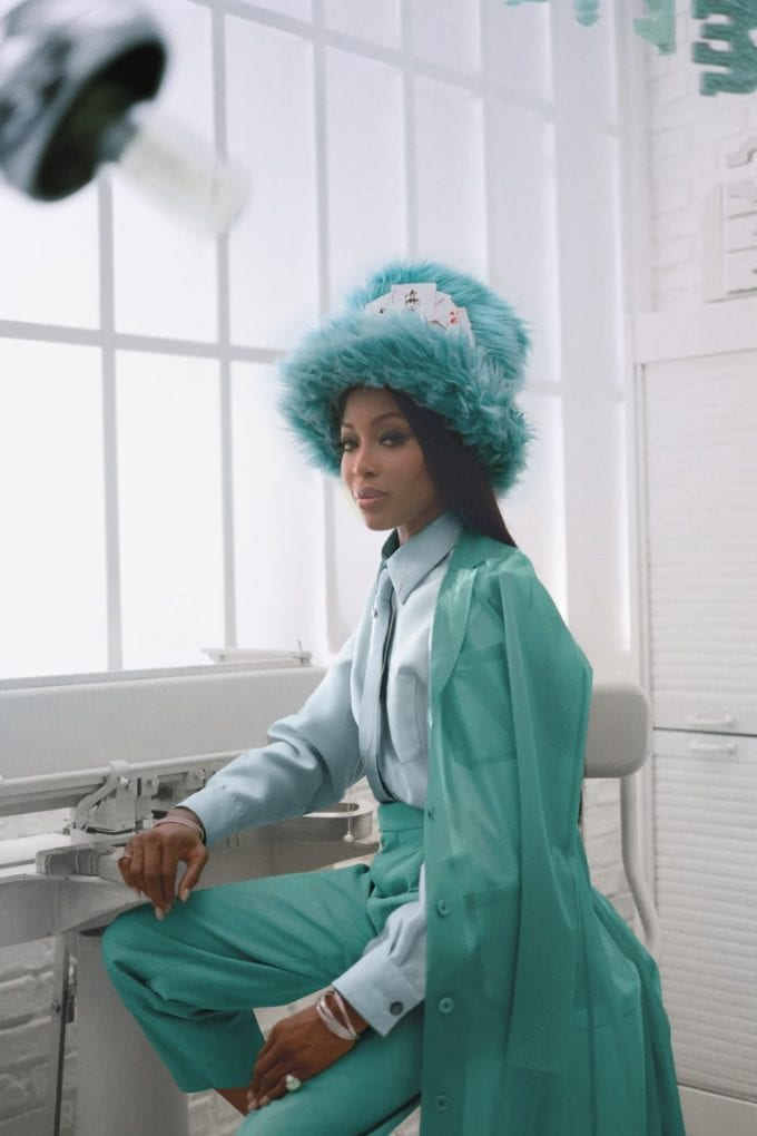 """Tiffany & Co.'s """"Believe in Dreams"""" is Magical, Madcap, and Full of Fashion Icons"""
