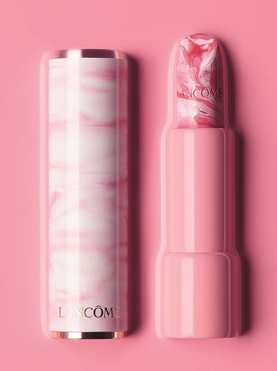 Lancôme reveals it's first Marble lipsticks are set for launch