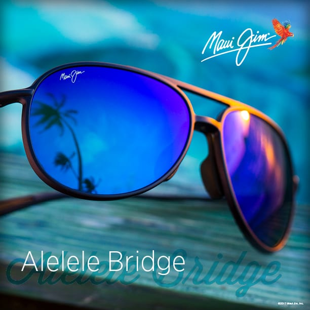 Maui Jim teams with DFS and King Power Duty Free to catch the eye of travelling shoppers