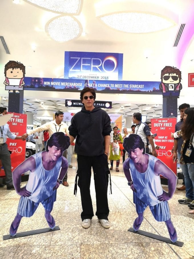 Mumbai Duty Free taps SRK to help travellers to 'Shop and Pay Zero'