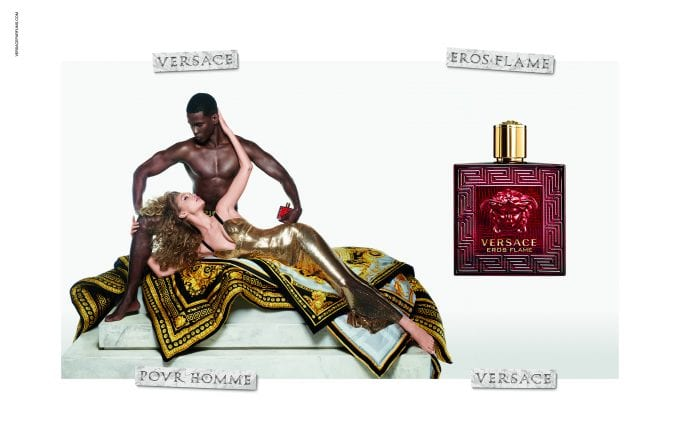 Versace to ignite duty free with exclusive launch of Eros Flame