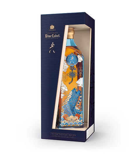 Johnnie Walker releases limited edition 'Year of the Pig' Blue Label bottle in duty free