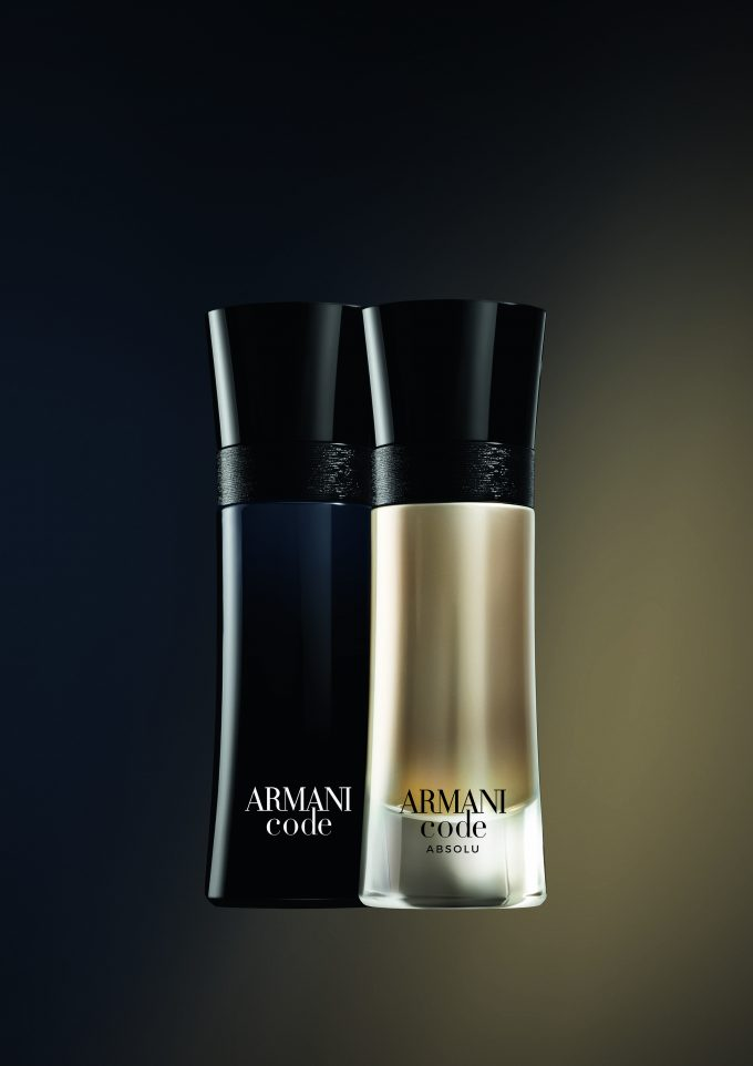 Armani set to launch Code Absolu fragrance in duty free stores this April