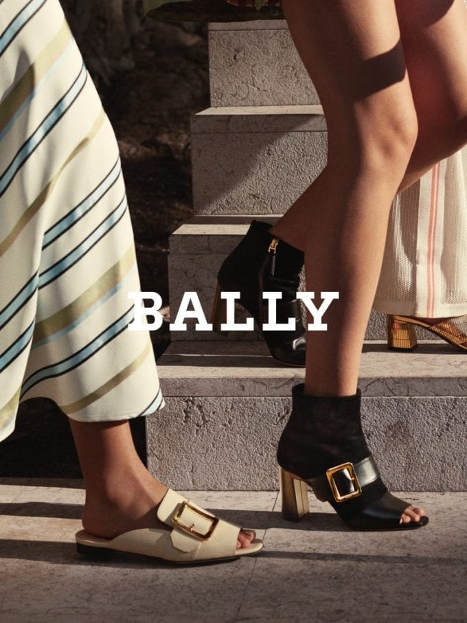 BALLY heads to California with 'Wanderlust' Spring Collection