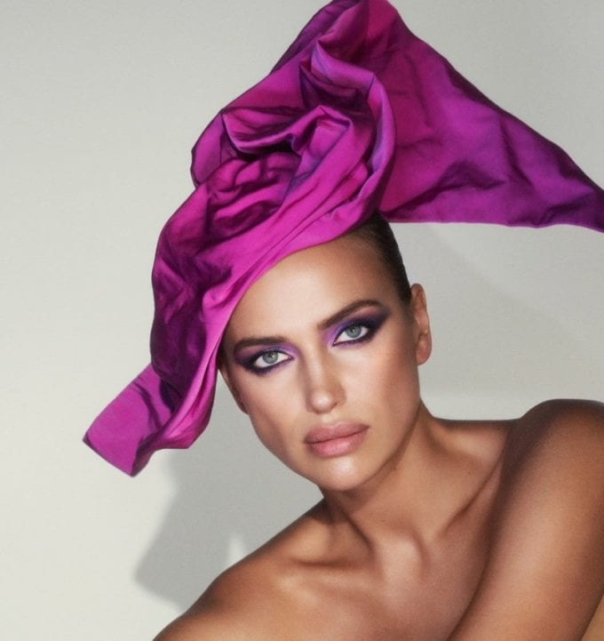 Marc Jacobs Beauty to debut 2019 looks with Irina Shayk in Russia