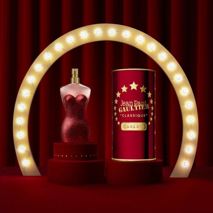 Jean Paul Gaultier celebrates the Cabaret with limited edition Classique scent