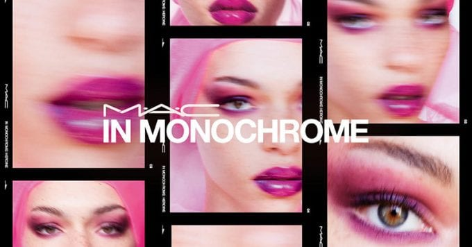 MAC Cosmetics reveals MAC in Monochrome lipsticks