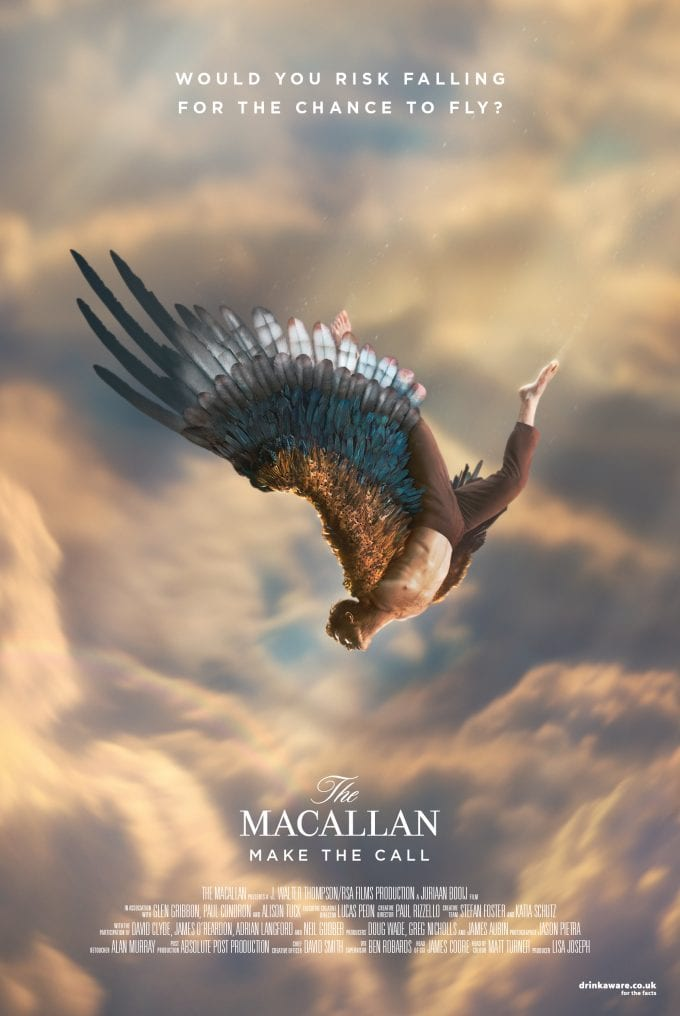 Make the Call – The Macallan global campaign takes flight at Dubai International