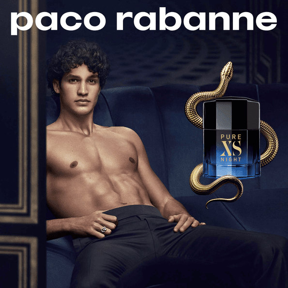 Paco Rabanne launches Pure XS Night: a new masculine fantasy