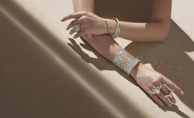 Swarovski evokes a sunshine state of mind with new collections