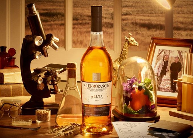 Glenmorangie goes Wild with ALLTA Private Edition