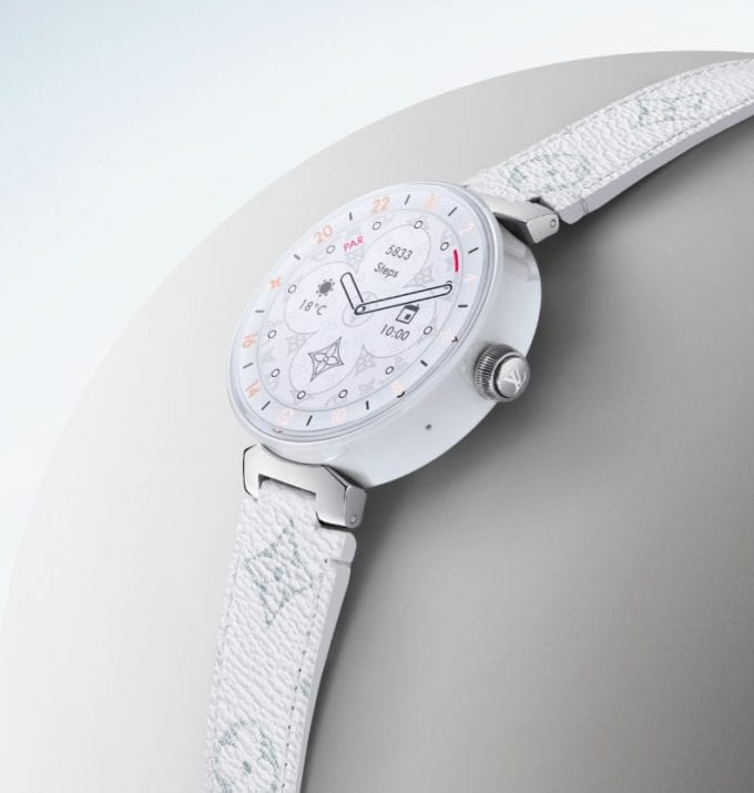 Louis Vuitton reveals 2nd Gen Tambour Horizon Luxury Smartwatch