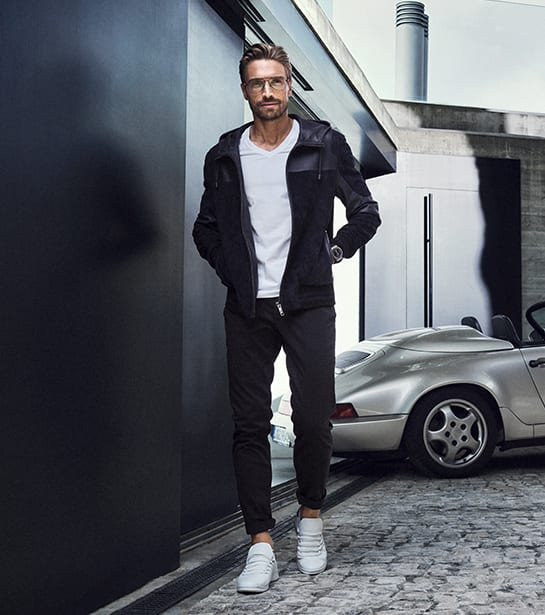 Freedom & Dynamics – Porsche Design unveils new S/S 2019 collection