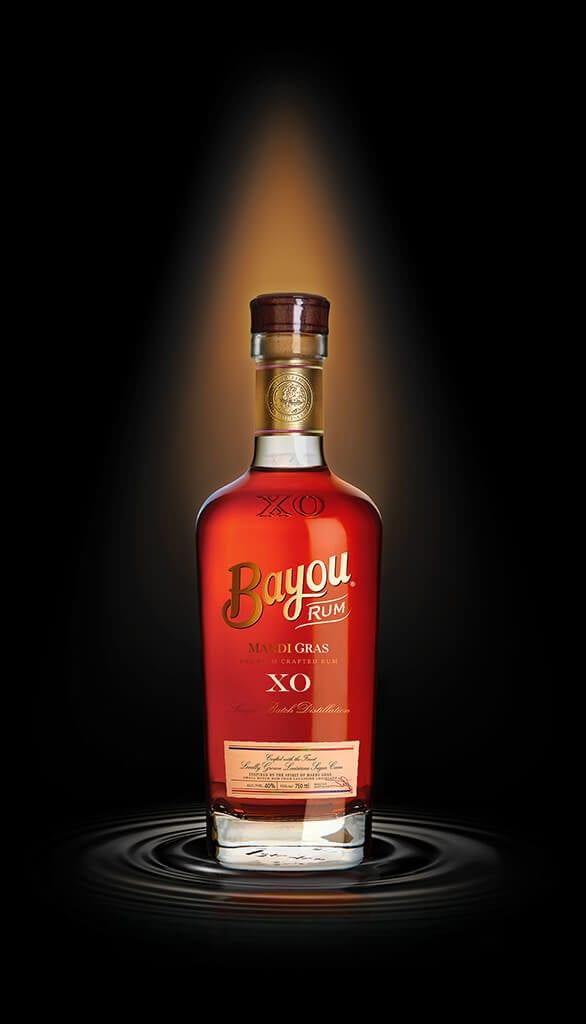 Bayou Rum debuts XO Mardi Gras Edition