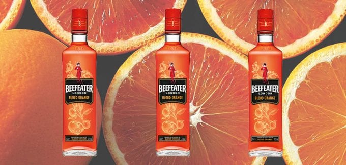Beefeater Gin reveals new Blood Orange edition