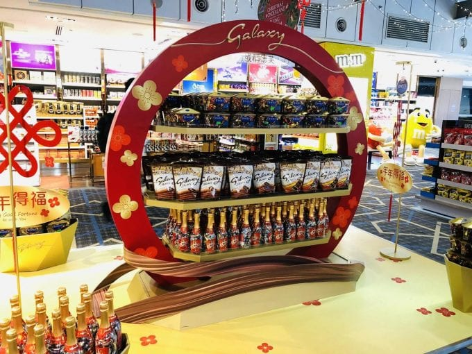May good fortune be with you! Galaxy treats for CNY travellers at airports