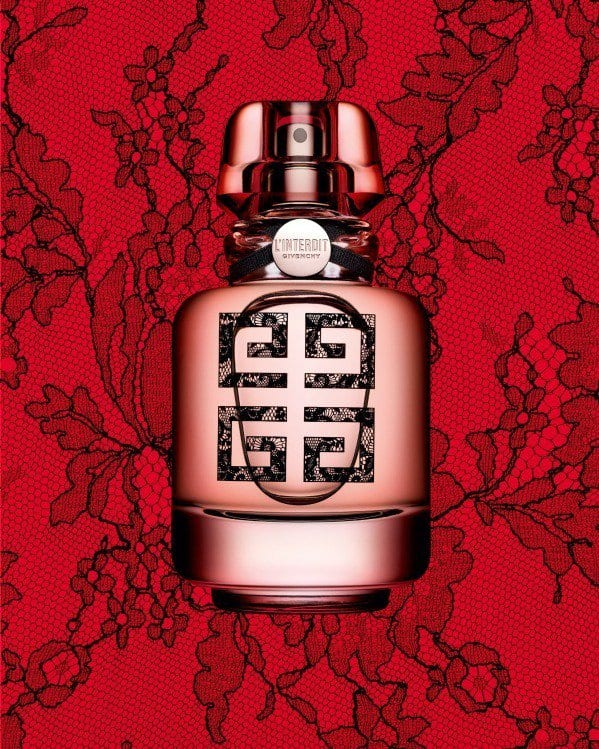 Givenchy celebrates the beauty of haute couture with limited edition L'Interdit