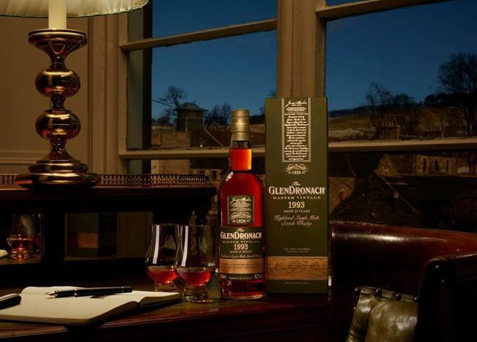 GlenDronach unveils Master Vintage 1993 Single Malt