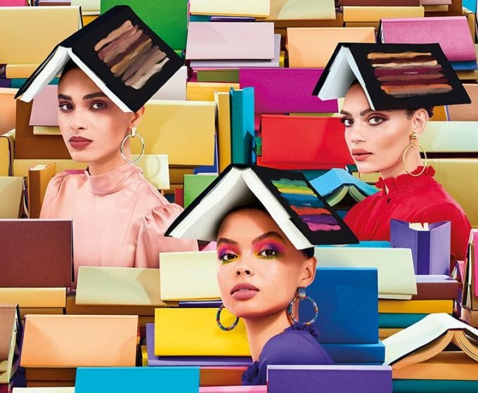 MAC paints a pretty picture with new Art Library Collection