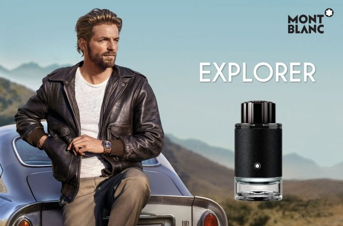 Let's Explore: New Montblanc men's fragrance makes global debut at Dubai Duty Free
