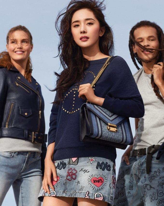 Michael Kors unveils Tsubasa Honda & YoonA as new Asia brand ambassadors