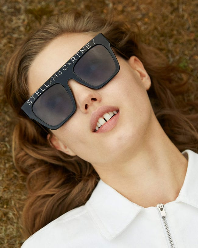 Stella McCartney launches new eyewear collection made with Bio-acetate