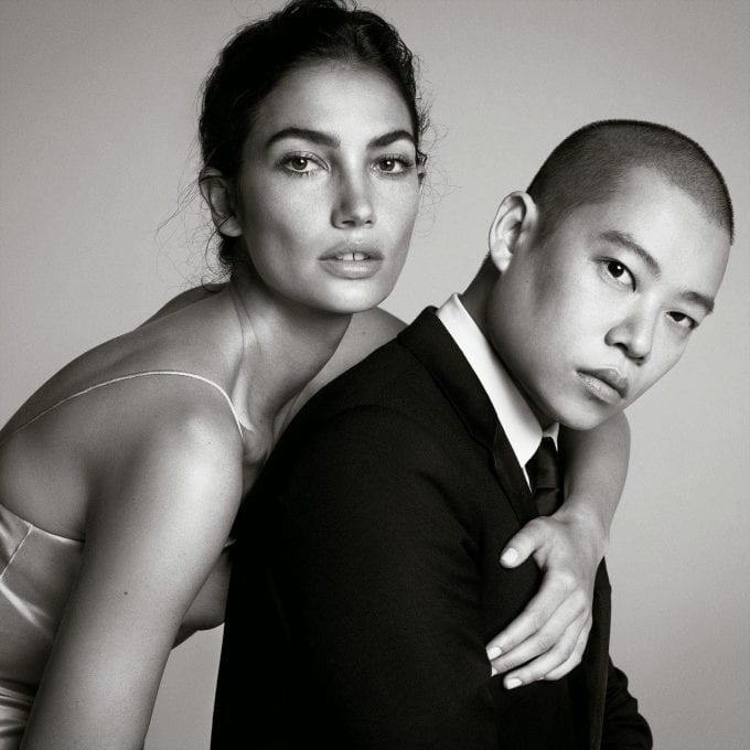 Jason Wu unveils Velvet Rouge, a seductive new tribute to femininity