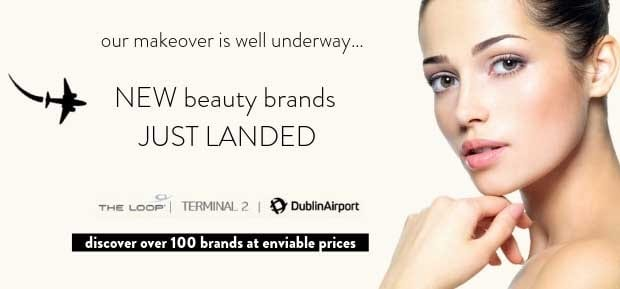 New beauty brands land at Dublin Airport's The Loop