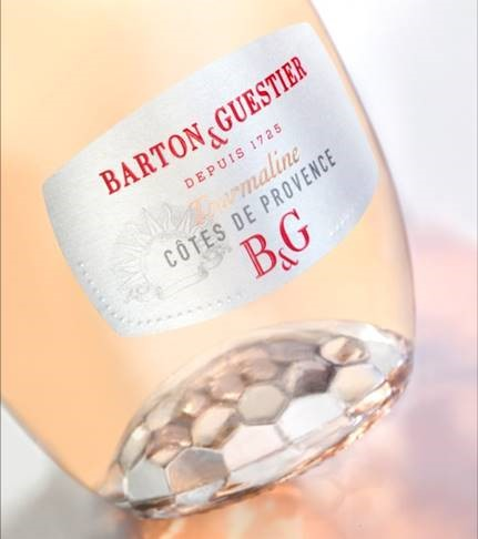 Barton & Guestier unveils 2018 Côtes de Provence Rosé in unique bottle