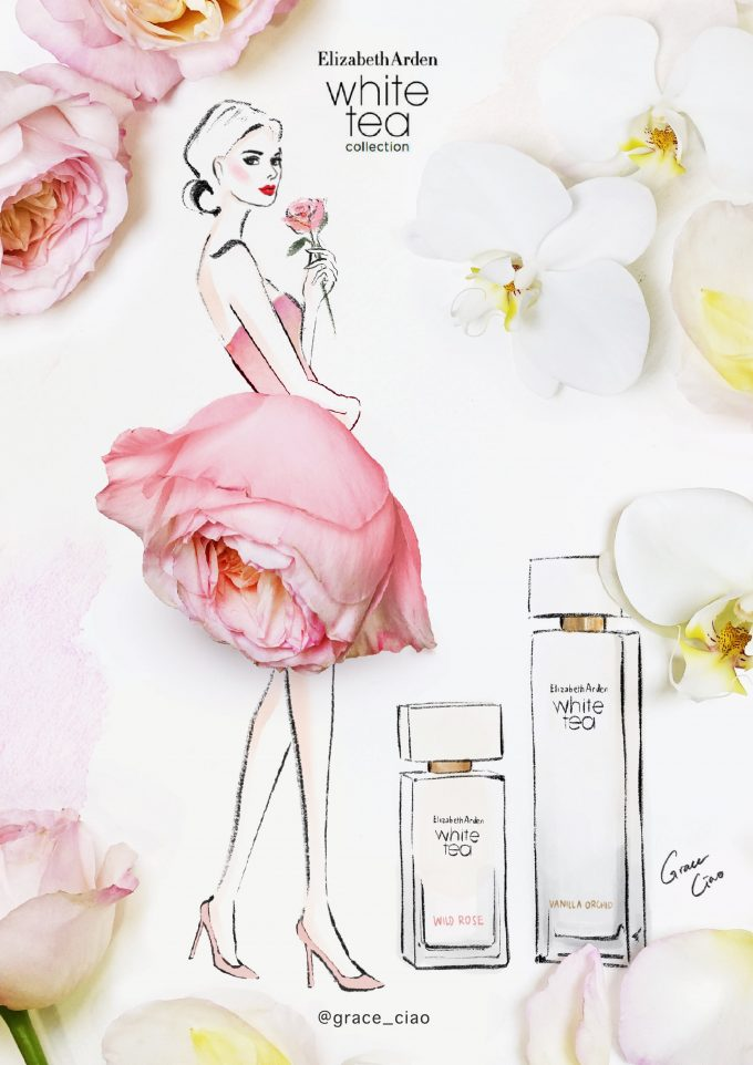Elizabeth Arden White Tea House opens exclusively at Singapore Changi Airport