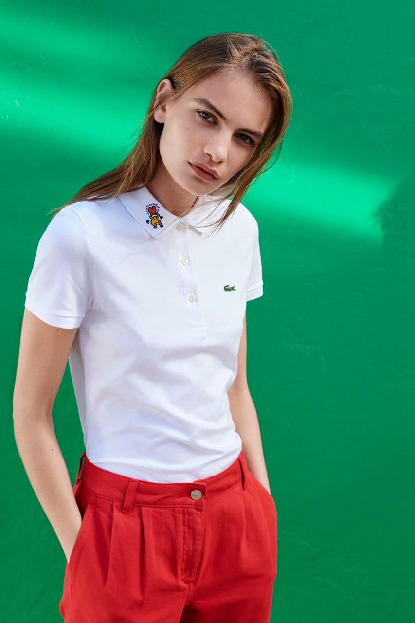 Lacoste set to launch new Keith Haring collaboration