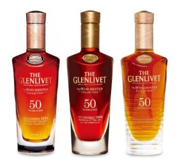 The Glenlivet to unveil rare 50-Year-Old Whisky Collection at DFS' Masters of Wine and Spirits Event in Singapore