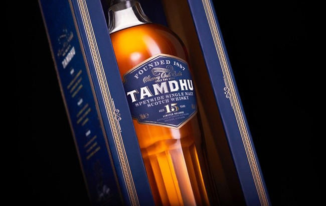 Tamdhu reveals new limited edition release – 15-year-old single malt