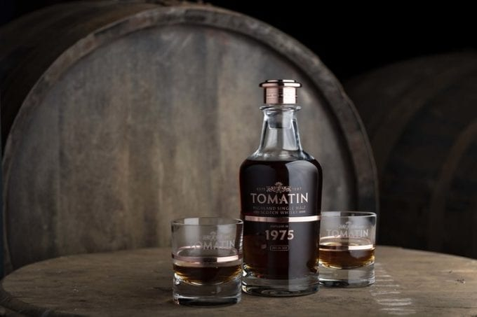 Tomatin release The 1975, the rare, newest edition of The Warehouse 6 Collection