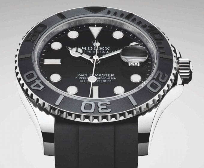 Rolex debuts new sailing watches at BaselWorld 2019