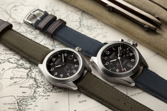 Bremont unveils Armed Forces Collection, approved by the Ministry of Defence