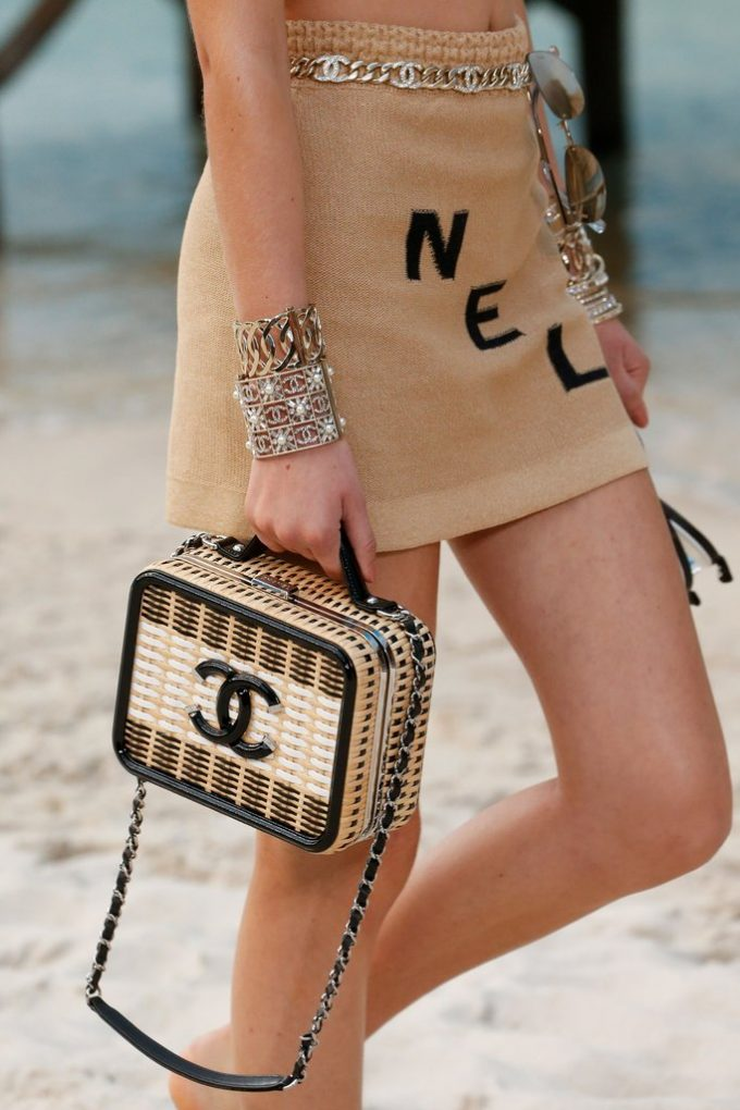 Worth Flying For… Chanel's Spring bags are now arriving