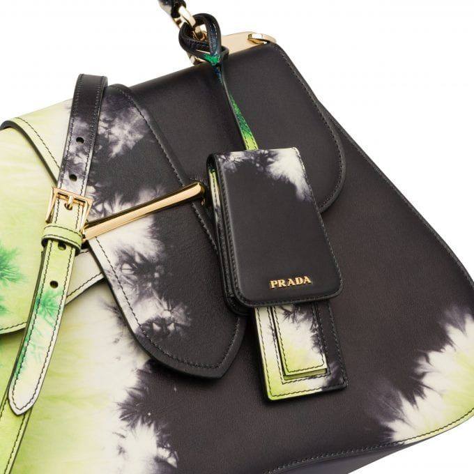 Worth Flying For… Prada's Tie-Dye Sidonie handbag