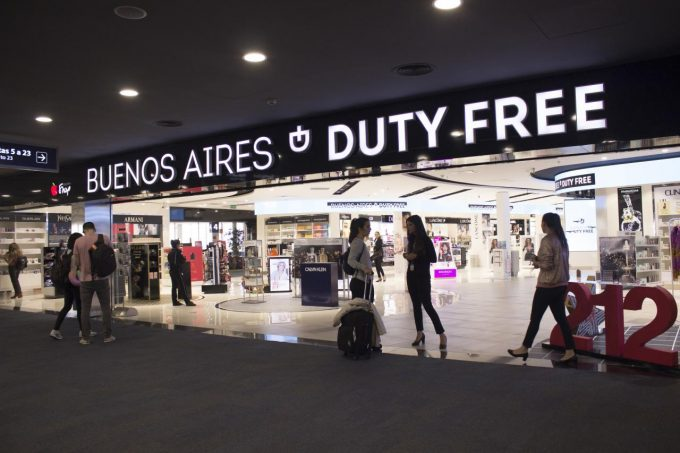 Dufry reveals its latest New Generation Duty Free Store with Buenos Aires Airport opening