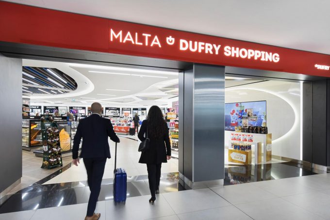 Dufry unveils its new walk-through store at Malta International Airport