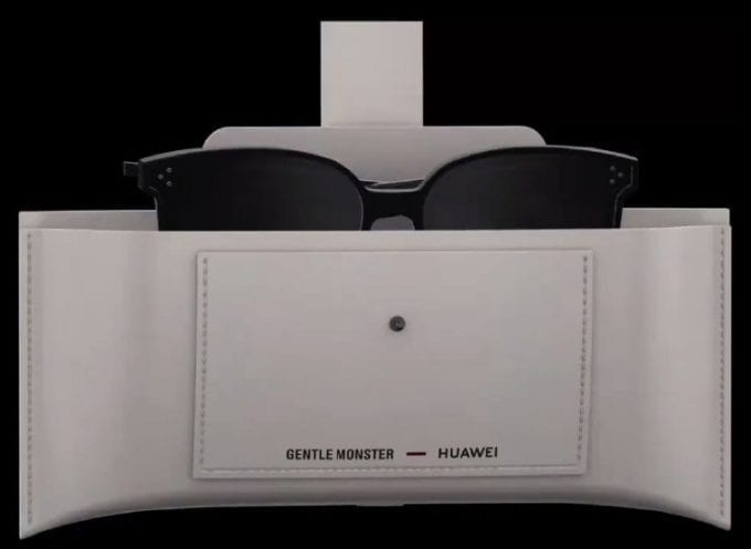 Gentle Monster teams with Huawei to create 'Smart Sunglasses'