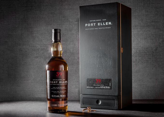 Port Ellen, the silent distillery of Islay, releases Untold Stories Series