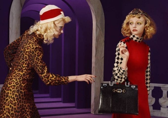 🔥🔥 Gucci's Zumi bags are arriving in airport boutiques now 🔥🔥