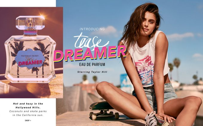 Victoria's Secret debuts Tease Dreamer summer fragrance