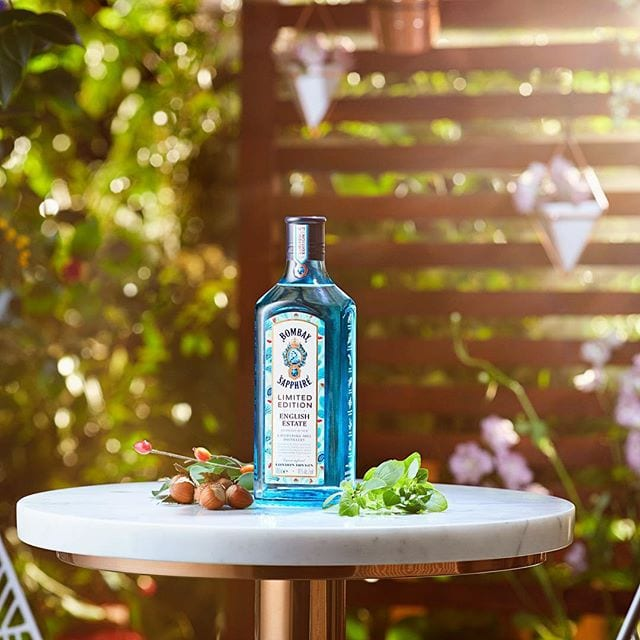 Bombay Sapphire releases limited edition English Estate Gin in duty-free