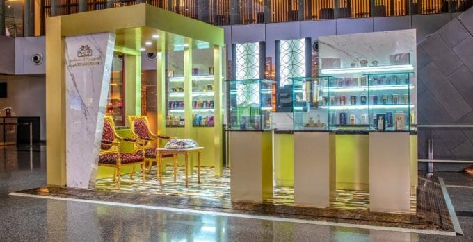Qatar Duty Free opens Al Jazeera luxury perfumes boutique at HIA