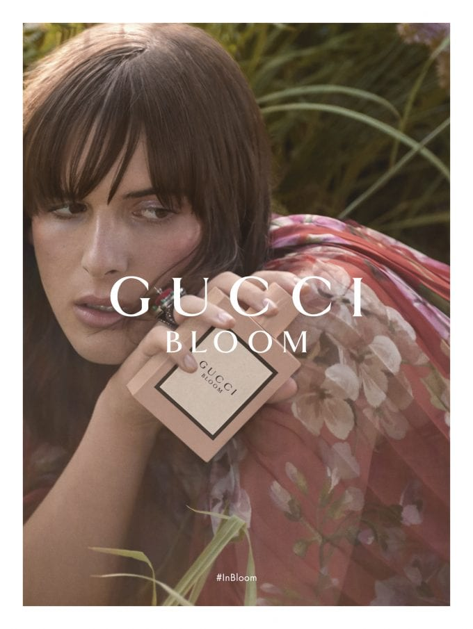 Gucci back in Bloom with launch of Gocce Di Fiori fragrance