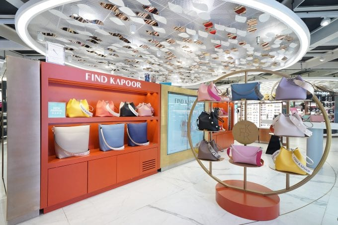 HKIA's Beauty&You is first to launch Korean brands Find Kapoor and OLENS