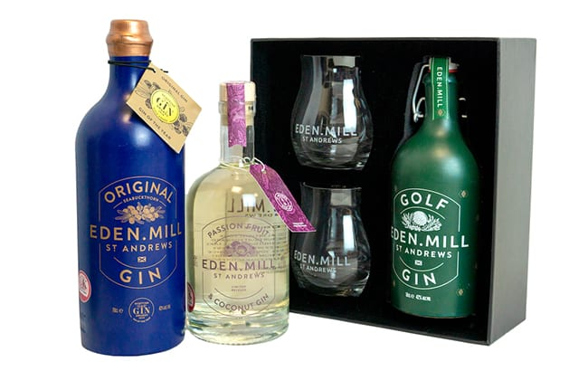 Eden Mill unveils travel exclusive Passionfruit and Coconut Gin with World Duty Free